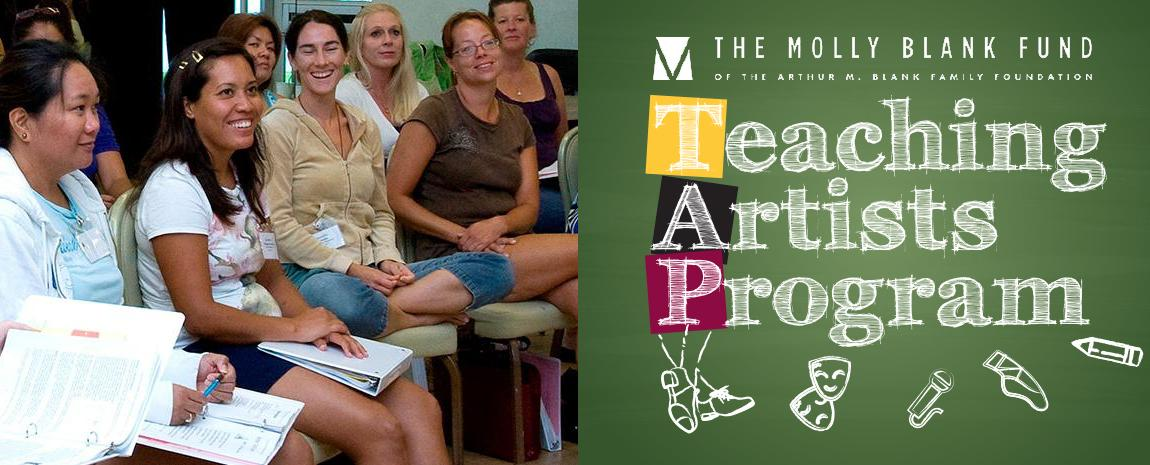 The Molly Blank Fund Teaching Artist Program