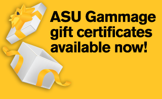 ASU Gammage gift certificates make the perfect gift!