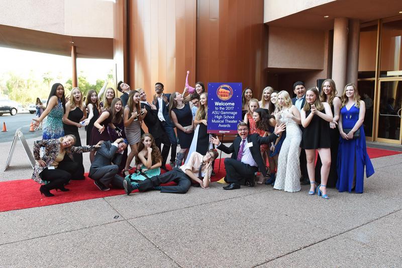 ASU Gammage High School Musical Theatre Awards | ASU Gammage