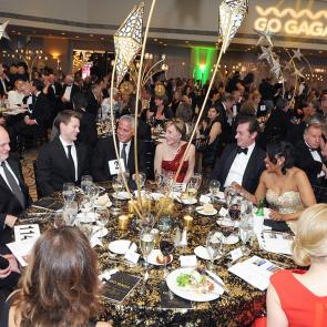 ASU Gammage VIPs at Golden Gammage Gala
