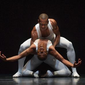 HEAVEN Anthony Savoy and Fredrick Davis #4 Christopher Duggan at Jacob's Pillow