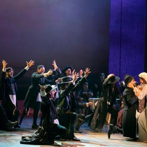 Fiddler on the Roof- Photo by Joan Marcus