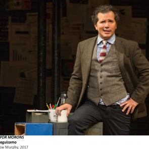 John Leguizamo in LATIN HISTORY FOR MORONS, Photo by Matthew Murphy