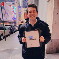Lunch Time Talk: Sam Primack from Broadway's DEAR EVAN HANSEN