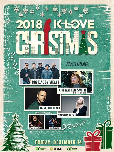 2018 k love christmas