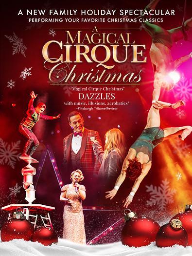 A Magical Cirque Christmas.A Magical Cirque Christmas Asu Gammage